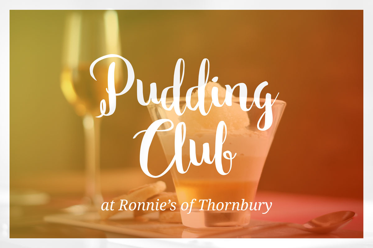 August Pudding-club